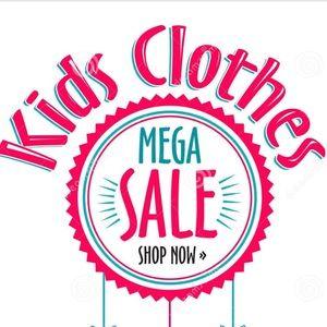 Other - girls & boys cloths sale $5, $6, $7, $8